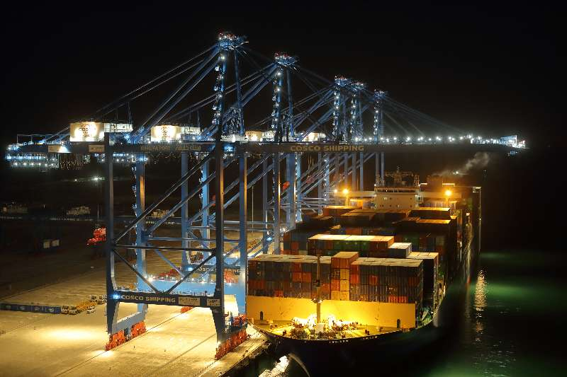 COSCO SHIPPING Ports Limited